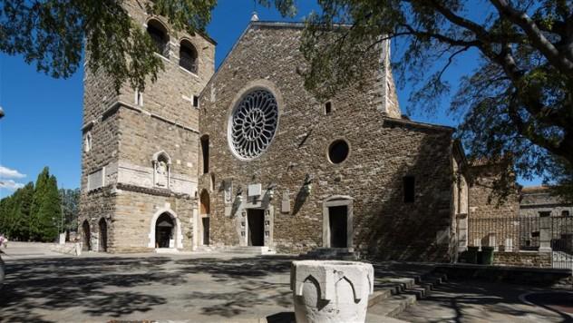San Giusto: Cattedrale e Castello