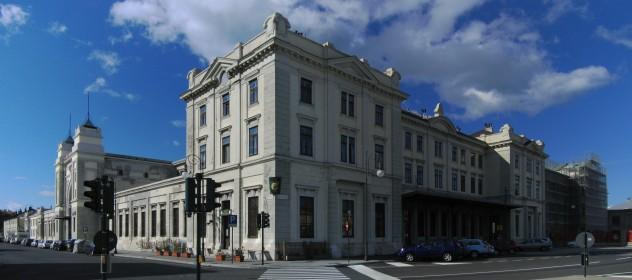 Il Museo Ferroviario di Trieste di Campo Marzio