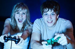 amanti dei videogames escape room