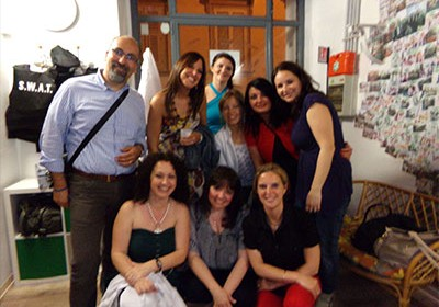 team building Trieste